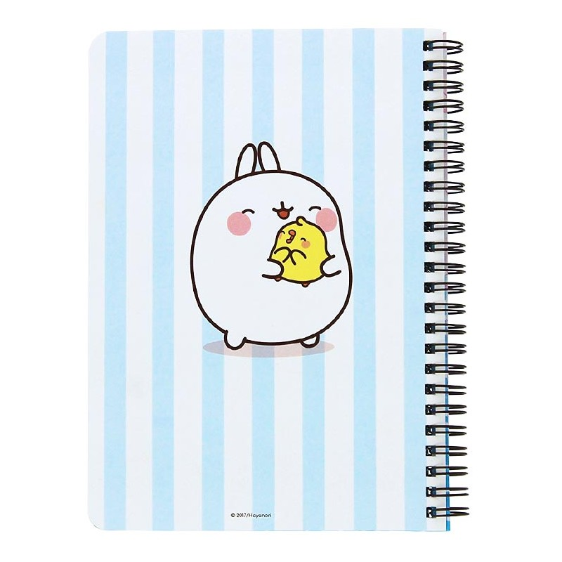 Molang Amp Piu Piu A5 Notebook Kawaii Panda Making Life
