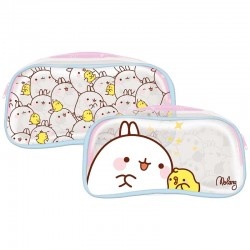 Molang & Piu Piu Clear Pen Pouch