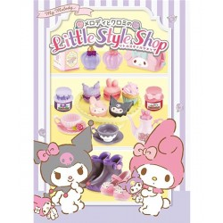 My Melody Little Style Shop Re-Ment