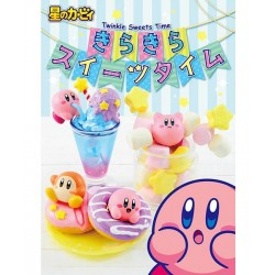 Re-Ment Kirby's Dream Twinkle Sweets Time