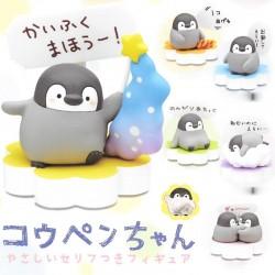 Mini Figura Koupen-Chan Yasashii Gashapon