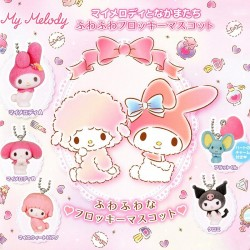 Pendente My Melody & Friends Flocky Gashapon