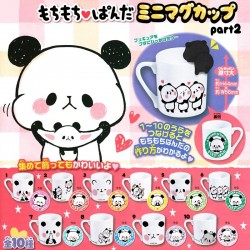Mini Caneca Mochi Panda Part 2 Gashapon