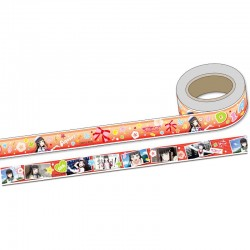 Set Washi Tapes Love Live! Aqours Dia Kurosawa