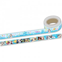 Set Washi Tapes Love Live! Aqours You Watanabe