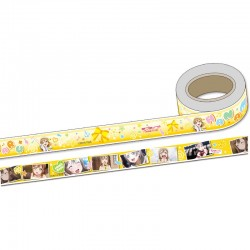 Set Washi Tapes Love Live! Aquors Hanamaru Kunikida