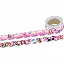 Set Washi Tapes Love Live! Aquours Ruby Kurosawa