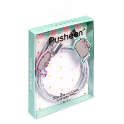 Pusheenicorn USB Charging Cable