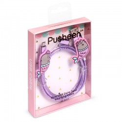 Pusheen Mermaid USB Charging Cable
