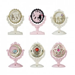Sailor Moon Stand Mirror Gashapon