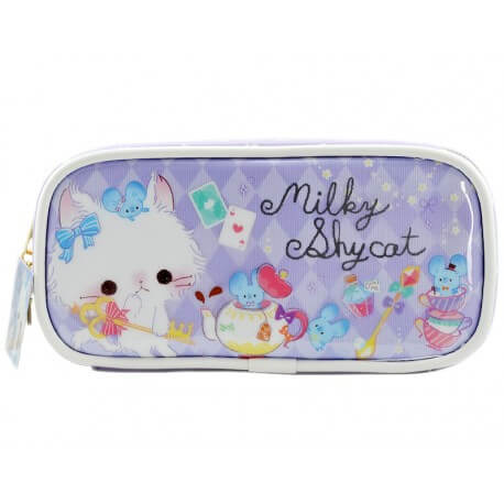 Milky Shycat Pen Pouch