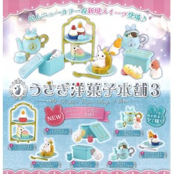 Rabbit Cake Shop Miniatures Serie 3 Gashapon