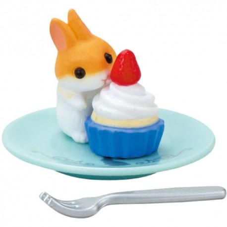 Miniaturas Rabbit Cake Shop Serie 3 Gashapon