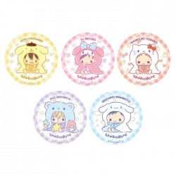 Sanrio Boys Pocket Mirror