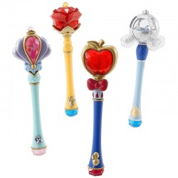 Disney Princess Crystal Rod Gashapon