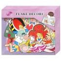 Flake Decore Alice Stickers