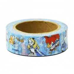 Alice in Wonderland Adventure Washi Tape