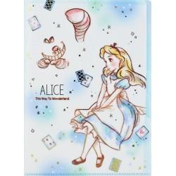 Carpeta Clasificadora Index Prism Garden Alice