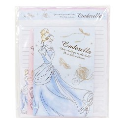 Cinderella Dream Letter Set