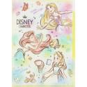 Prism Garden Disney Characters Index File Folder
