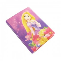 Livro Post-Its Rapunzel