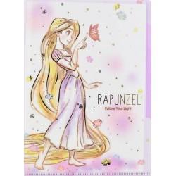 Carpeta Clasificadora Index Prism Garden Rapunzel