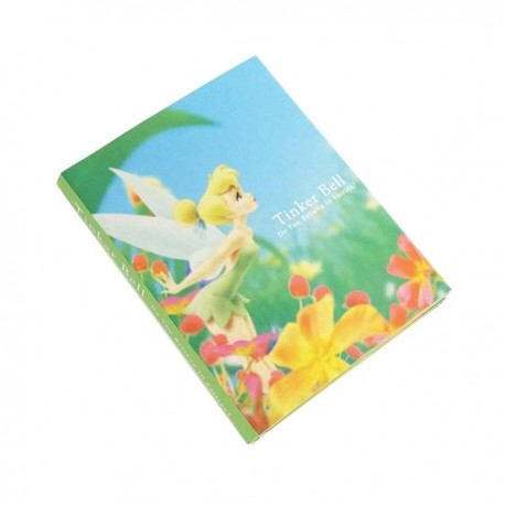 Livro Post-Its Tinker Bell
