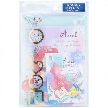 Ariel Ocean Beauty Mini Letter Set