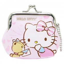Hello Kitty Gamaguchi Coin Purse