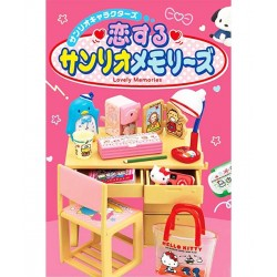 Re-Ment Sanrio Characters Lovely Memories