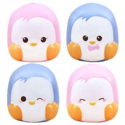 Squishy Happy Polar Penguin Jumbo