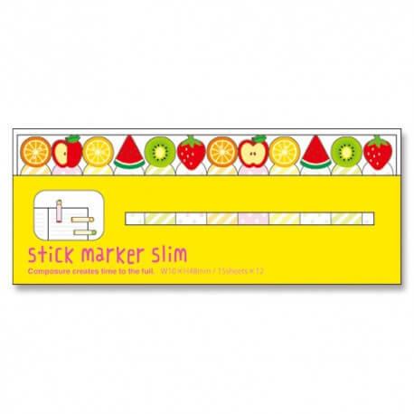 Fruits Sticky Notes