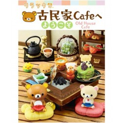 Re-Ment Rilakkuma Old House Cafe