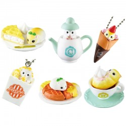 Miniaturas Cafe De Ham Selection Gashapon
