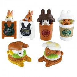 Cafe La Usagi Miniatures Gashapon