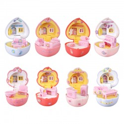 Sanrio Characters Capsule House Gashapon