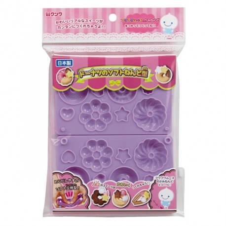 Moldes 3D Donuts