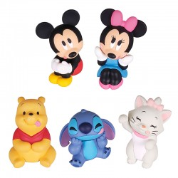 Mini Figura Disney Characters Gashapon