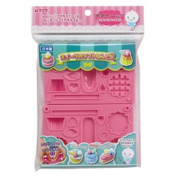 Moldes 3D Sweets