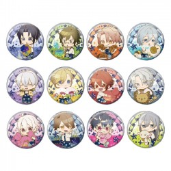 IDOLiSH7 Button Badge Constellation Version