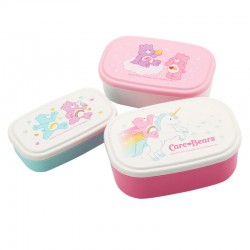 Care Bears Snack Boxes Set