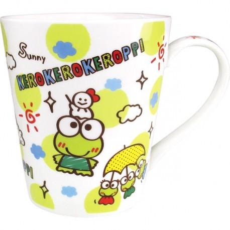 Keroppi Kawaii Desu! Mug