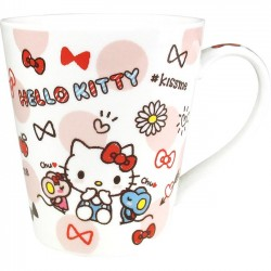 Caneca Hello Kitty Kawaii Desu!