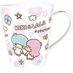 Little Twin Stars Kawaii Desu! Mug