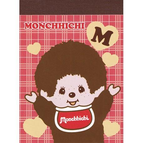 Monchhichi Boy Mini Memo Pad