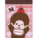 Mini Bloc Notas Monchhichi Girl