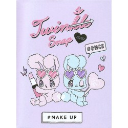 Twins Snap Mini Memo Pad
