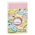 Marshmallow Animals Die-Cut Eraser