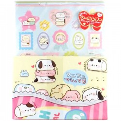 Animal Marshmallows Letter Set