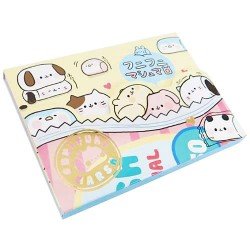 Animal Marshmallows Memo Pad